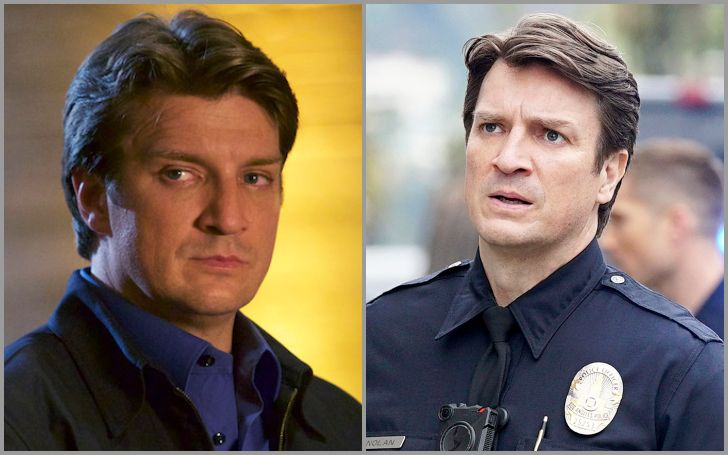 Nathan Fillion looks more than thin in the new season of The Rookie.
