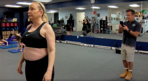 Shannon Beador stripped down in 2017 to show her weight gain to fitness specialist Tim Ramirez.