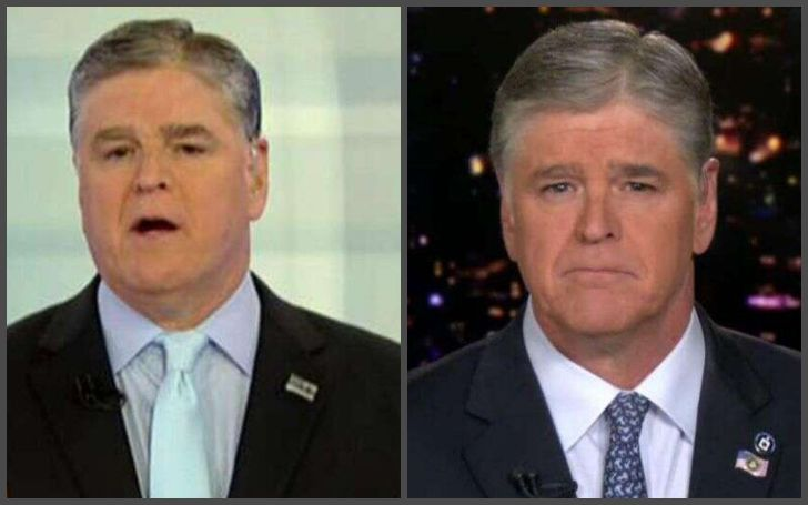 Sean Hannity lost 27 lbs in six weeks.