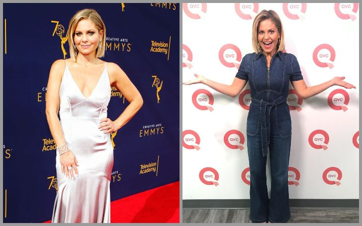 Candace Cameron Bure had a battle with Bulimia but now, she is as fit as a fiddle.