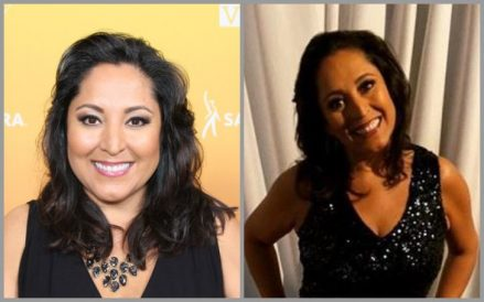KTLA Lynette Romero before and after weight loss photo!