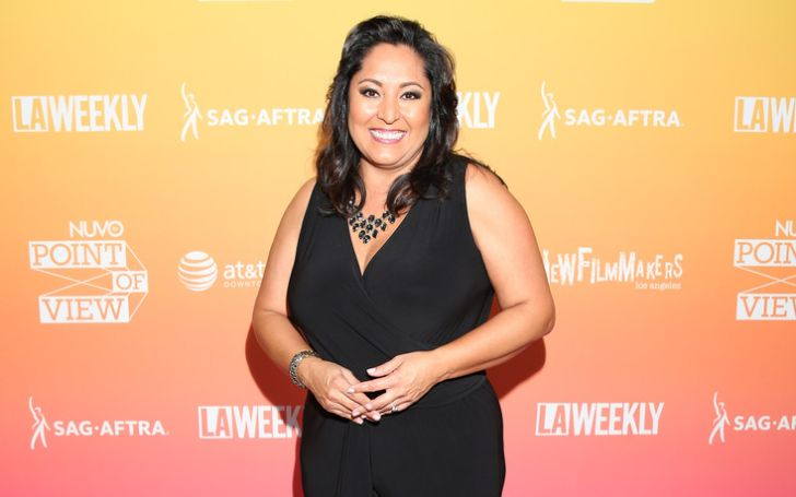 "Lynette Romero attends the NUVOtv's ""NUVO Point of View: The Emerging Latino Filmmakers"" Screening At The NewFilmmakers LA Film Festival on November 15, 2014 in Los Angeles, California."