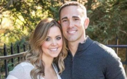 BreAnne LaFleur with her husband Matt LaFleur.