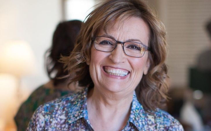 A smiling photo of Rosemary Margaret Hobor.