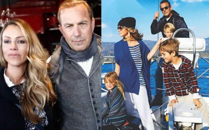 Kevin Costner's Kids from Christine Baumgartner.