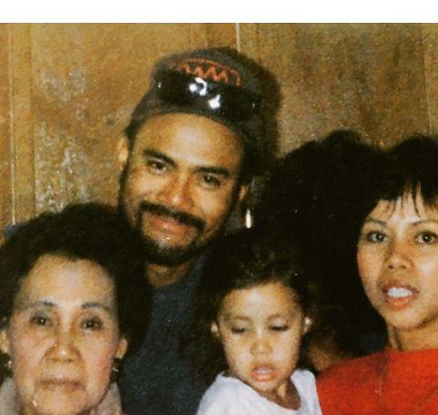 Troy Dendekker's Family.