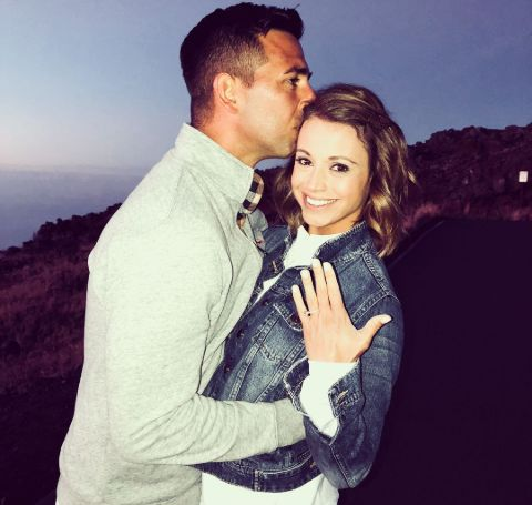 Cheryl Scott Flaunting Ring After Saying Yes to Dante Deiana.