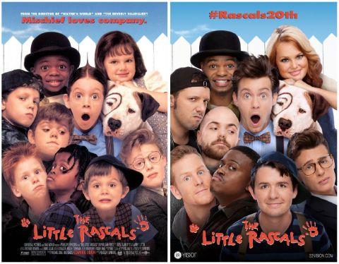 The Little Rascals Reunion.